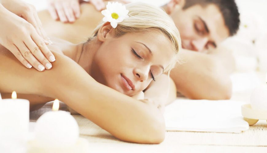 Male Massage in Weston