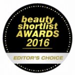 editors choice BEAUTY AWARDS 2016